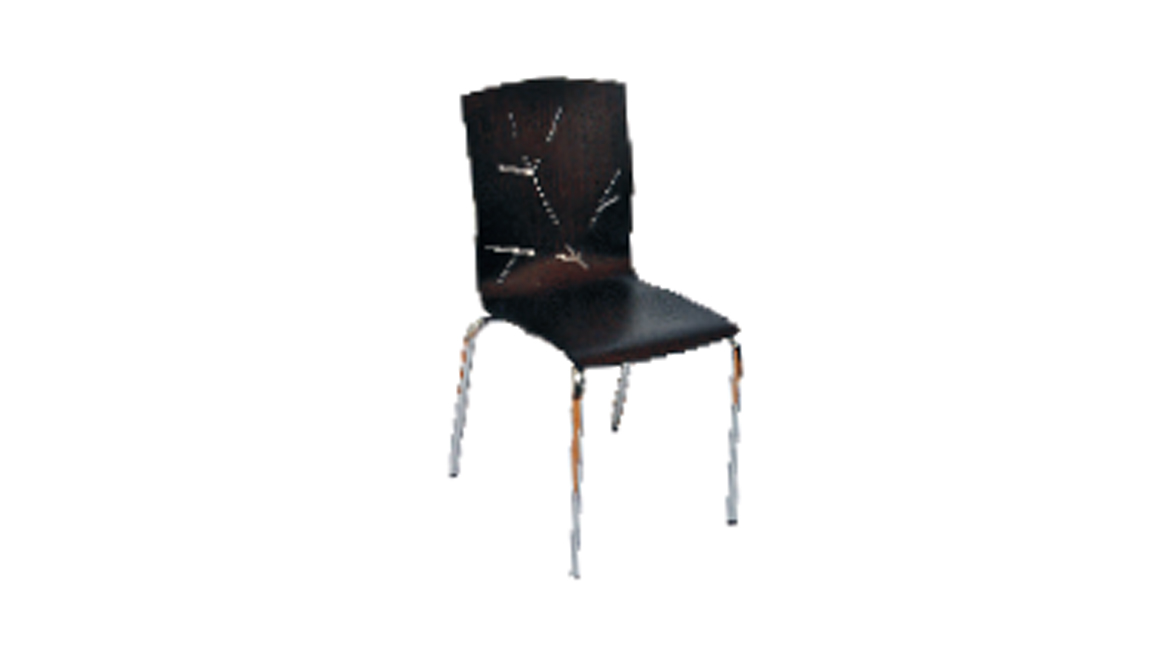 Bar and restaurant chairs in pune cafeteria